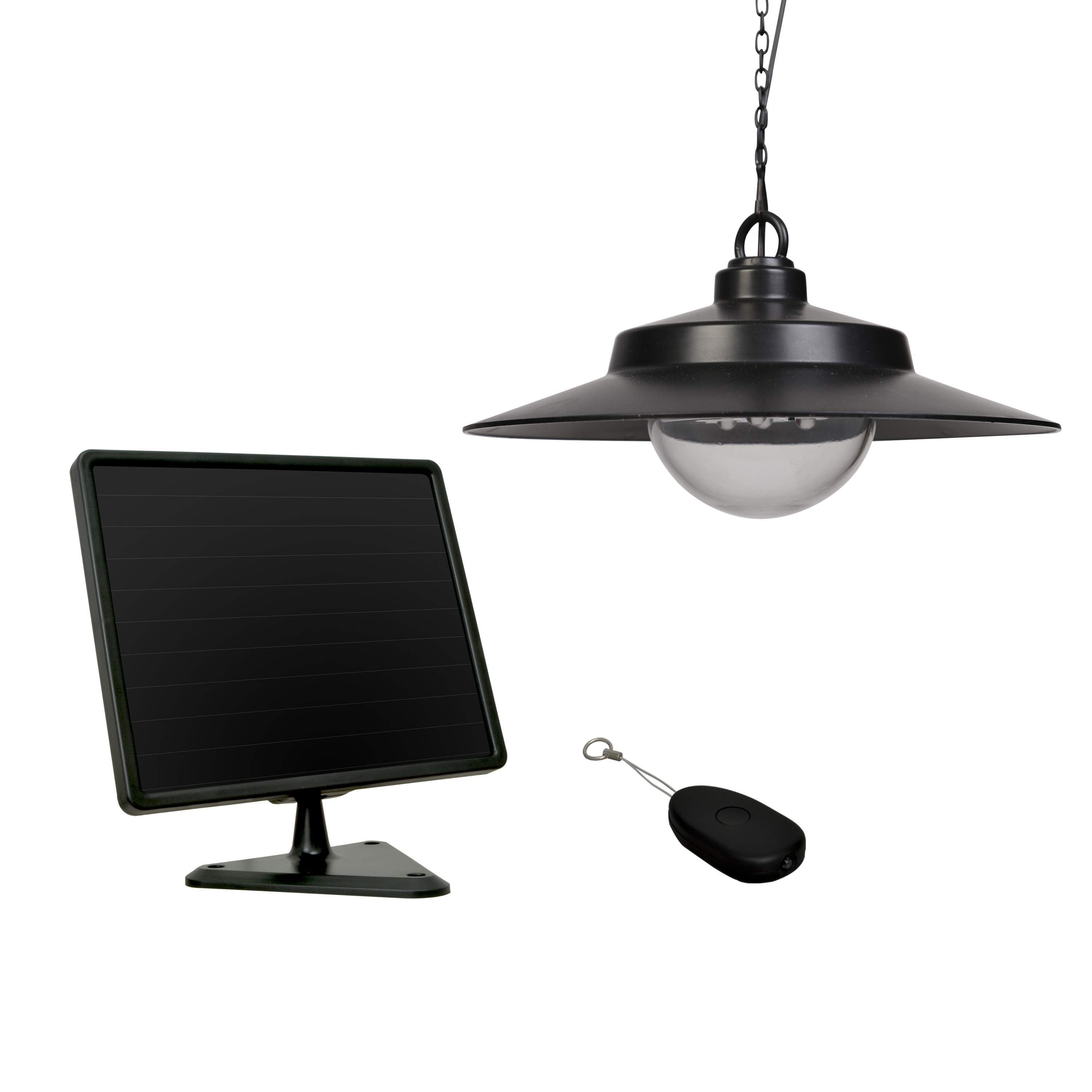 Solar hanging light with remote control sunforce products inc aloadofball Image collections