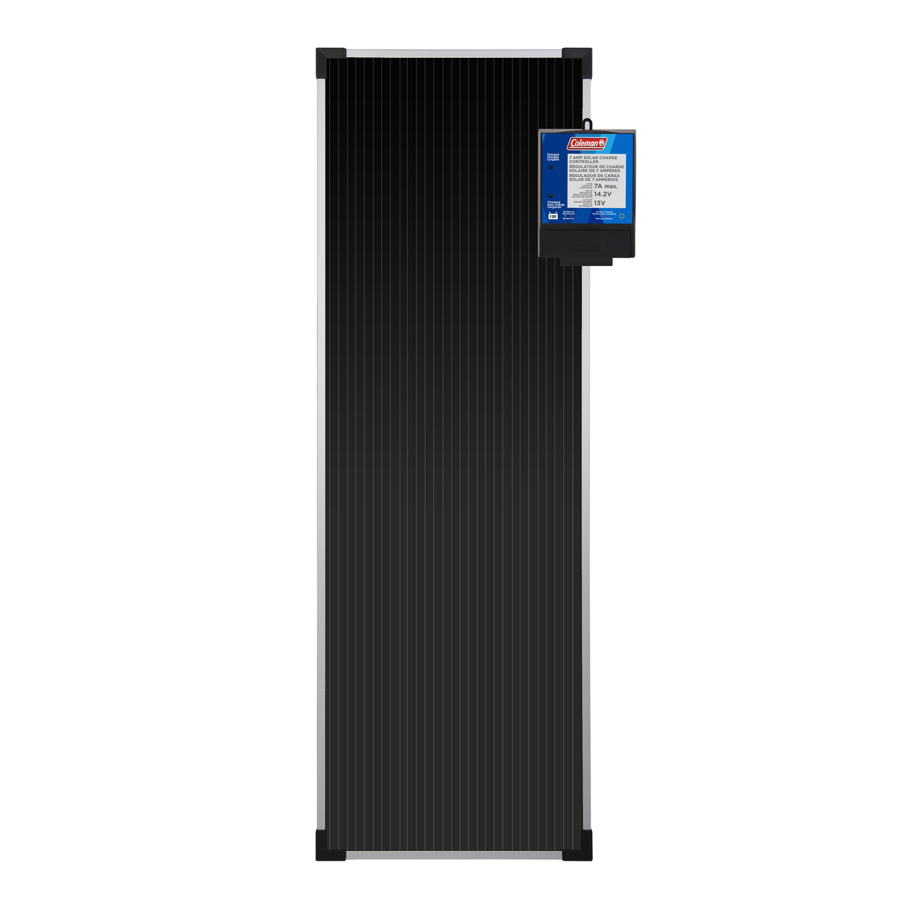 18 Watt 12 Volt Solar Battery Charger Kit Sunforce Products Inc Wiring Two 12v Batteries Parallel