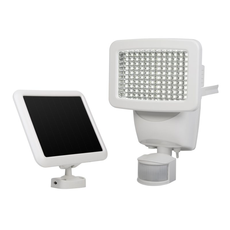 120 led solar motion light sunforce products inc aloadofball Gallery